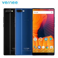 Original Vernee Mix 2 Mobile Phone 6 0 Inch FHD Screen 4GB RAM 64GB ROM MT6757