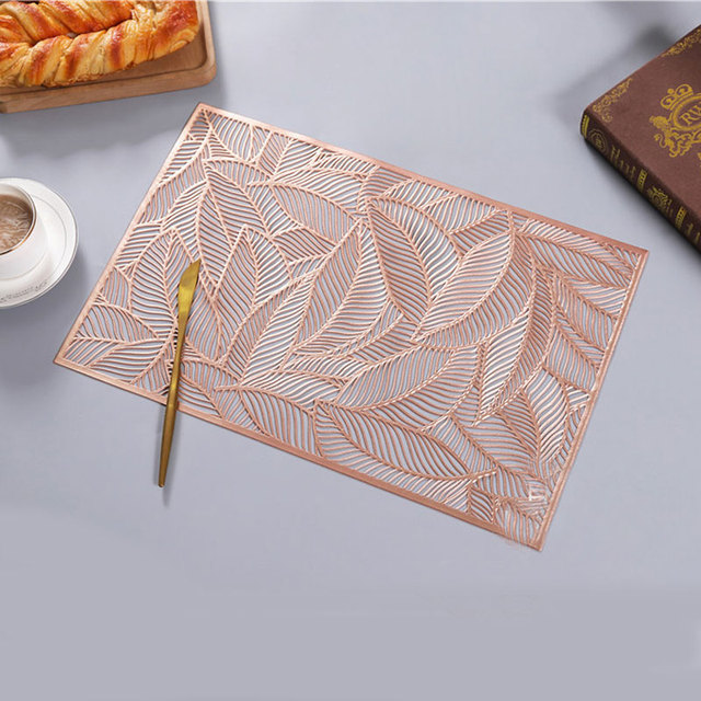 Akoda Leaf Pressed Placemats
