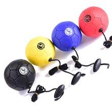 Футбольный тренировочный мяч, футбольный мяч, ТПУ, размер 2, для детей и взрослых, futbol, со струной, для начинающих, тренировочный ремень, Прямая поставка