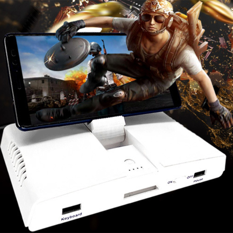 Powkiddy Bluetooth Battledock Converter Stand Charging Docking For FPS Games Using With Keyboard And Mouse Game Controller in Joysticks from Consumer Electronics
