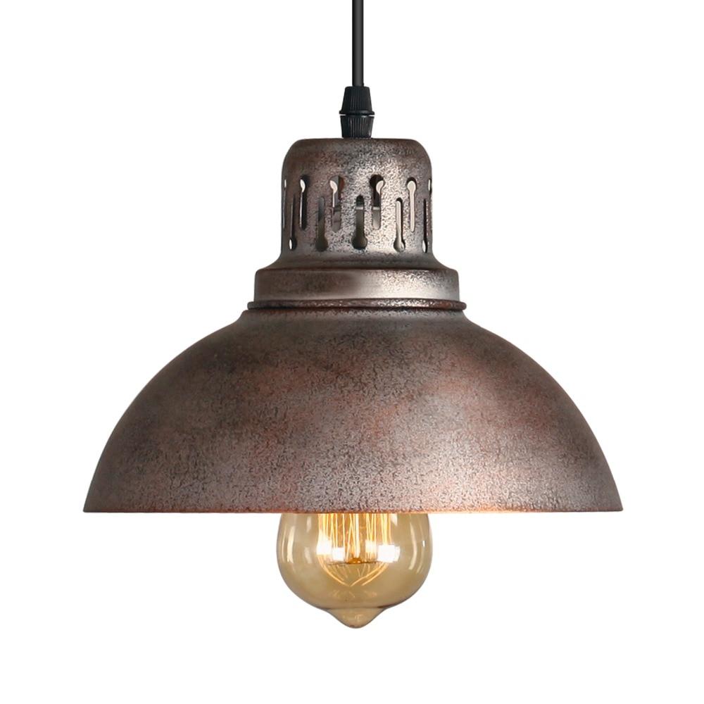 Creative Antique Retro Finish Decorative Fashion Lamp