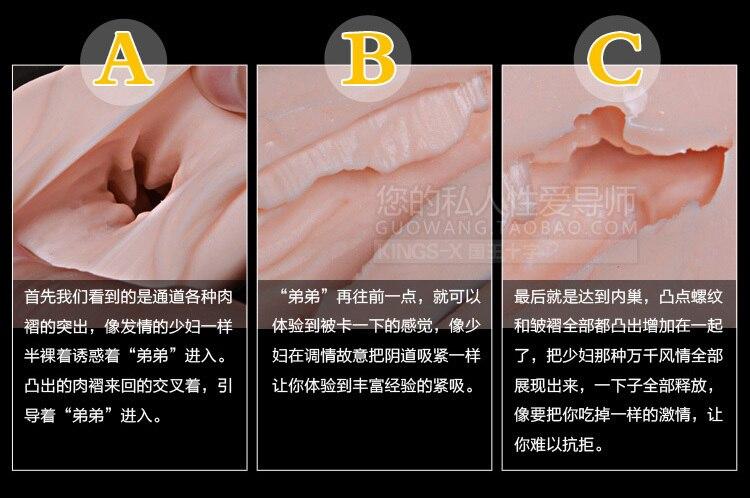 Realistic Full Silicone Pocket Pussysoft Skin Vagina For Men Masturbator Male Sex Toy Masturbation Cupadult Toys Sex Products In Masturbators From Beauty