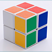 Beginner 2 2 2 Cube Magic Speed Cube Puzzle Professional Educational Toys for Children Enlighten