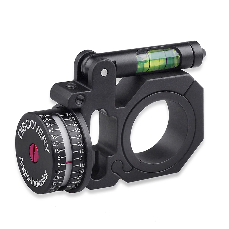 Nouveau niveau à bulle à bulle pour 25.4mm-30 Rail fusil Tube vue lunette de visée portée Laser anneau support de montage optique tactique