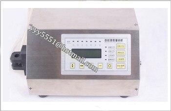 цена на GFK-160 Digital Control Liquid Filling Machine /Small Portable Electric Liquid Water Filling Machine