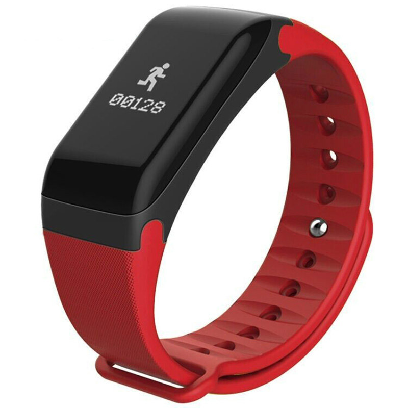 Image 5 - Smart Wristband Heart Rate Tracker Bracelet Activity Tracker Smart Band Color LCD Touch Screen Watch Band Pk Miband-in Smart Wristbands from Consumer Electronics