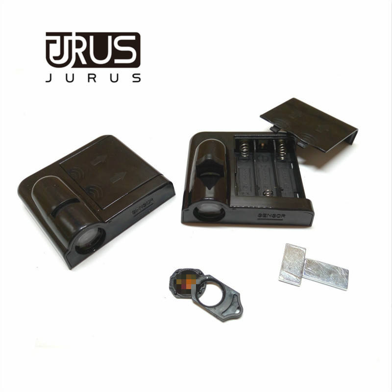 Jurus A Pair Wireless Led Car Welcome Light Decorative Lights Door Light Love Heart Logo Pattern Laser Projector Ghost Lamp New