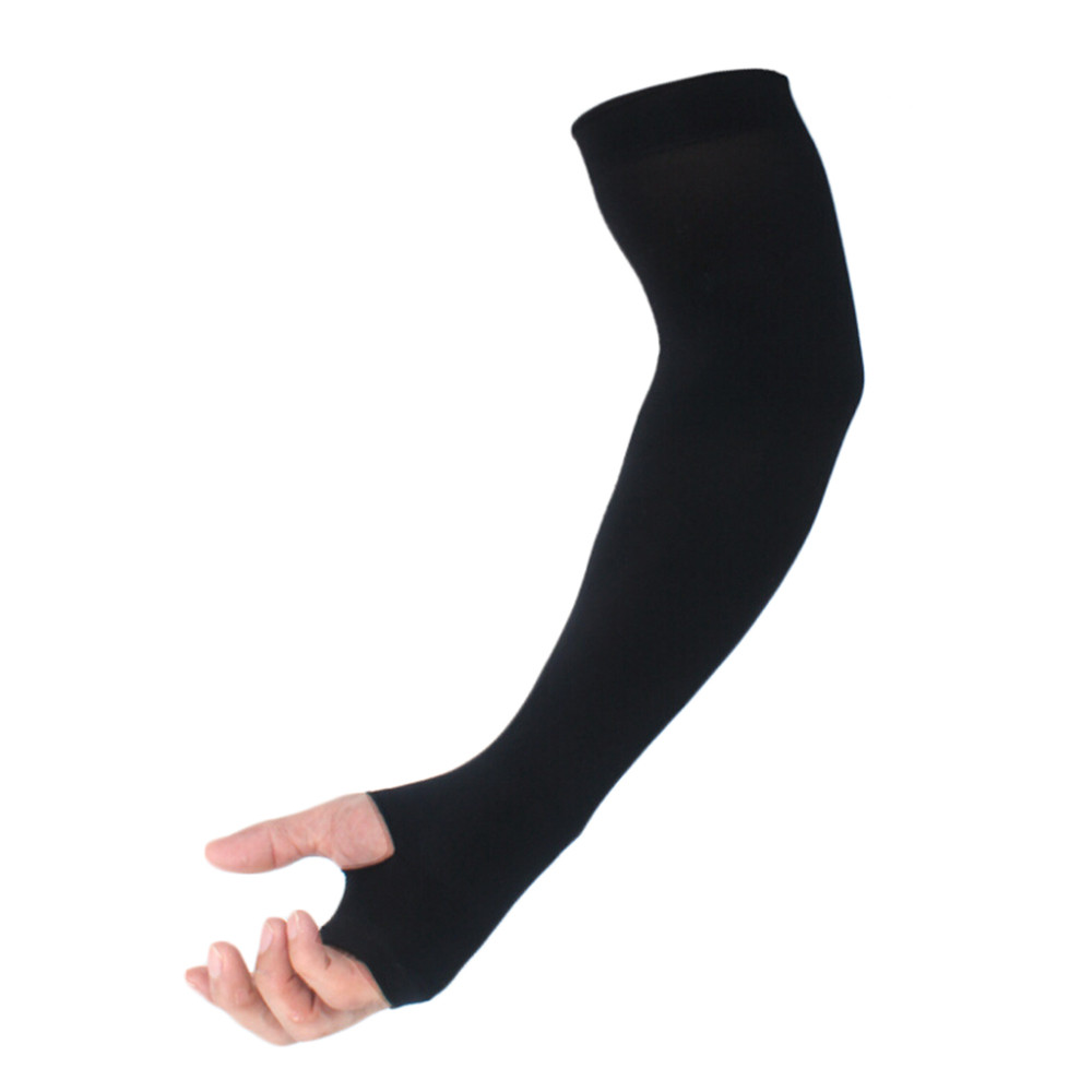 Apparel Accessories Lovely Long Gloves Scar Cover Arm Sleeves Ice Silk Sunscreen Arm Sleeves Sun Uv Protection Arm Warmer Half Finger Sleeves 5ad79