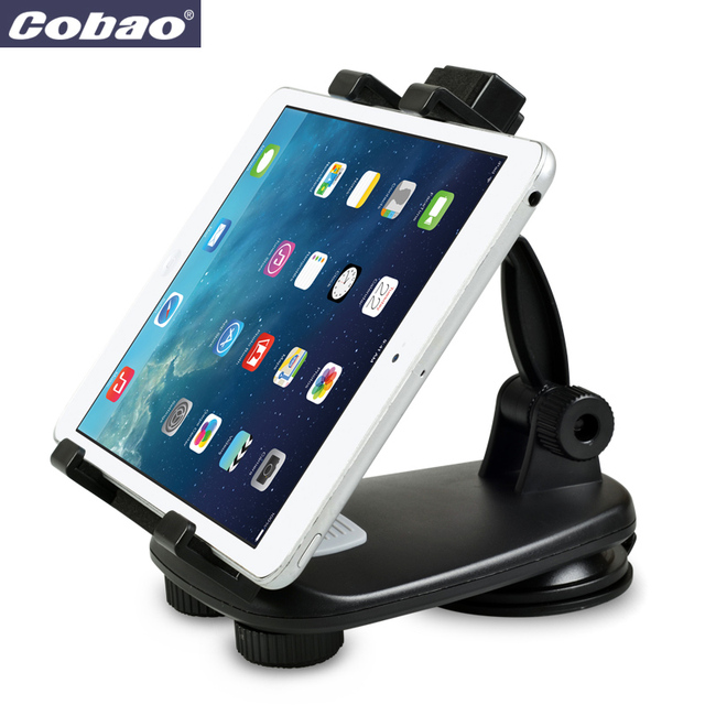 2017 Car Mobile phone holder stand Tablet PC bracket car support for 3 inch to 8 inches smartphone tablet mini2 3