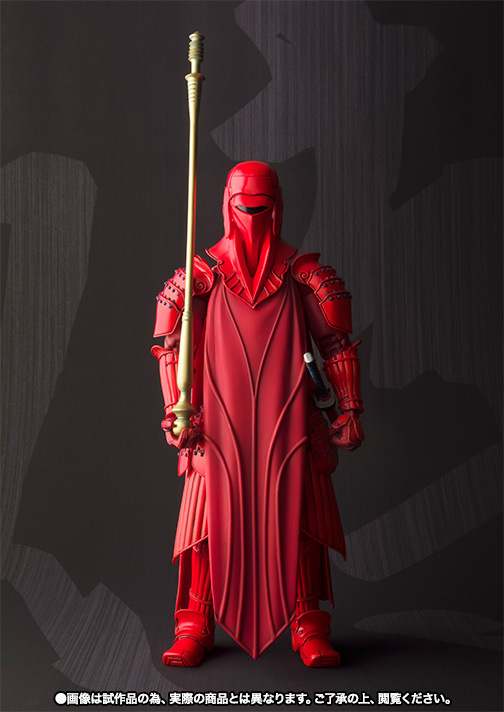 NEW 1pcs 18CM pvc Japanese anime figure star war Red Royal Guard action figure collectible model toys brinquedos new 1pcs 18cm pvc japanese anime figure star war red royal guard action figure collectible model toys brinquedos