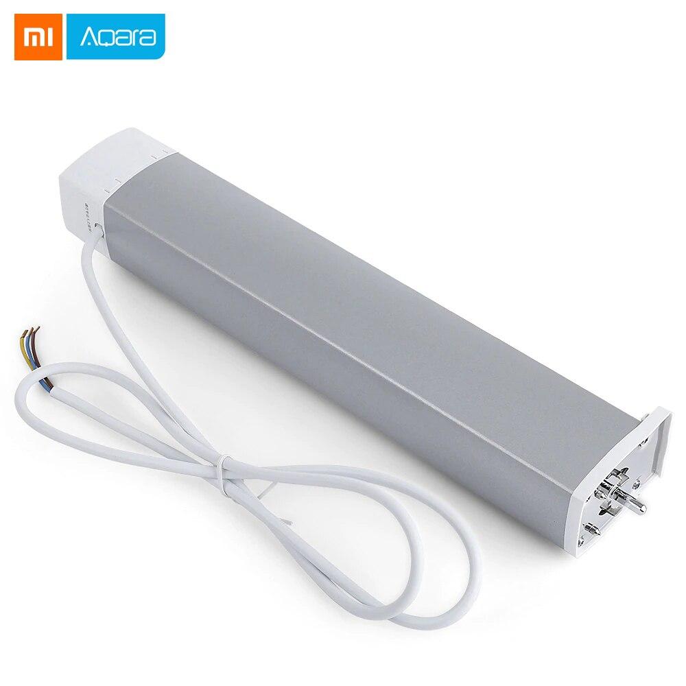 שיאו mi Aqara ZiGBee גרסה אינטליגנטי חכם וילון מנוע Wifi שיאו mi חוכמת בית מכשיר mi בית Smarphone APP מרחוק שליטה
