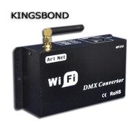 Freeshipping WIFI310 بقيادة dmx512 إشارة تحكم الفن نت dmx512 protolcol dc12v wifi تحويل الاتصالات