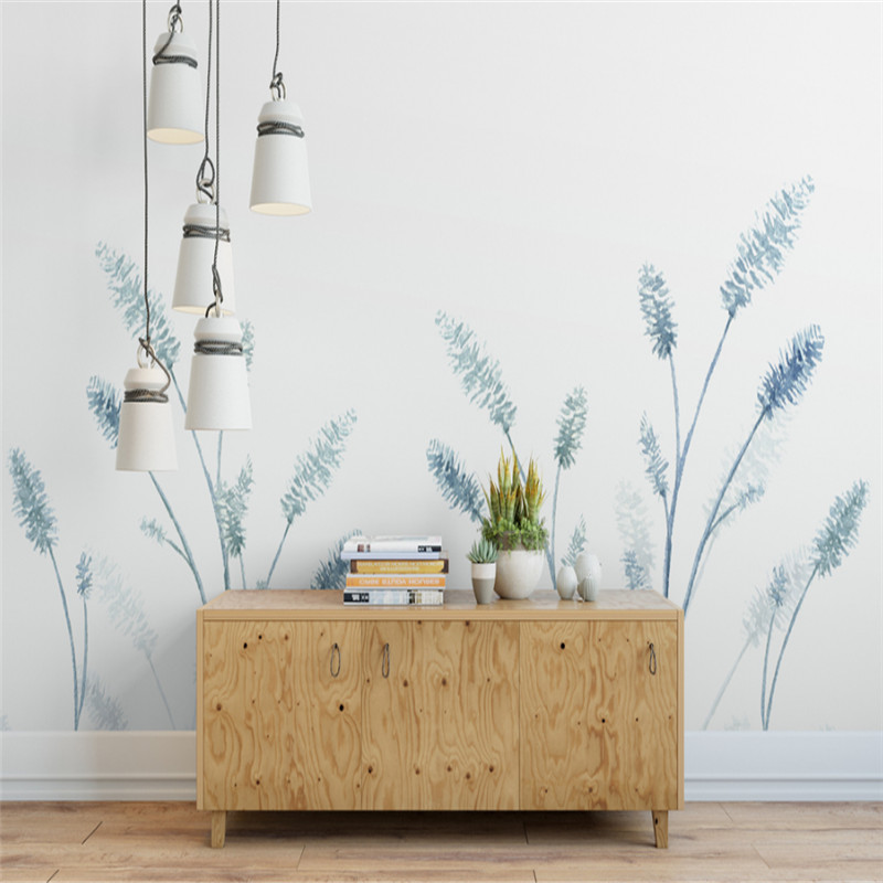 custom modern 3d photo non-woven wallpaper wall 3d murals wall hand-painted floral floral sofa background walls home decor modern non woven wall paper home decor background wall damask wallpapers top quality floral wallcovering 3d hd wallpaper bedroom