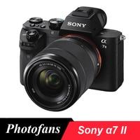 Sony A7 II Alpha A7 Mark II Mirrorless Digital Camera with Sony FE 28 70mm f/3.5 5.6 OSS Lens