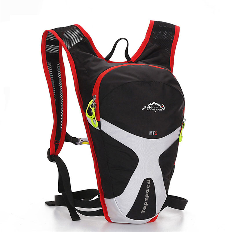 Bike Bag Cycling Backpack 5L Sports To Hold Water MTB Breathable Bicycle Shoulder Bag Light Weight Bike Bag