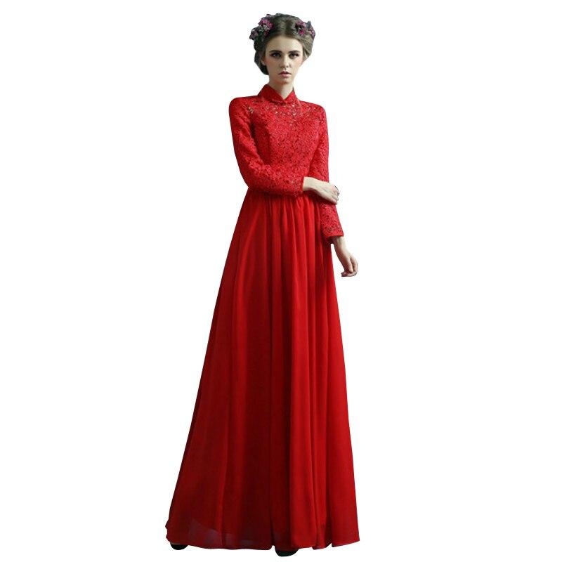 baec01492f3675 € 70.03 14% de réduction|007 livraison gratuite offre spéciale longue  soirée robe 2019 nouveauté robes formelles robe de soirée musulmane dans ...