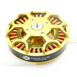 X8308S Brushless Motor High Power High Loading Motor for Large Hexacopter Octocopter Agricultural Drone HLY W9225