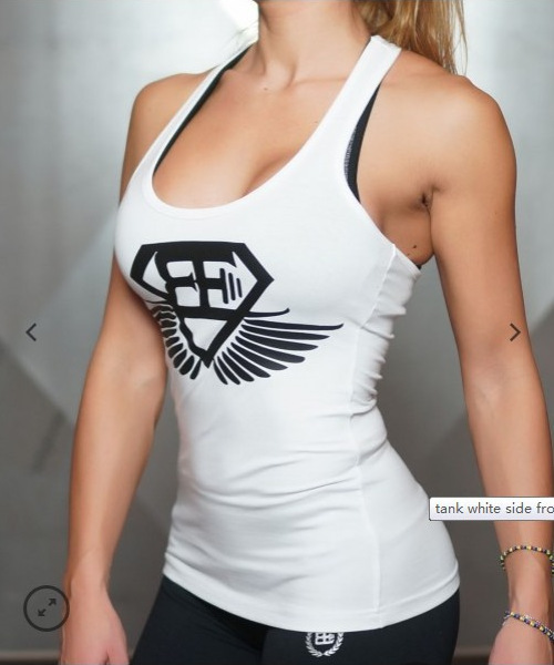 Womens Camouflage Tank Tops