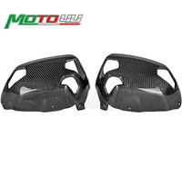 Защита для головы цилиндра из углеродного волокна, Защитная крышка для BMW R NINE T 9t 2014 2015 2016 2017