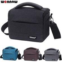 Wennew водостойкая DSLR камера сумка для Nikon Canon SONY Nikon Panasonic Olympus FUJIFILM фотографии фото чехол объектив рюкзак DSLR сумка
