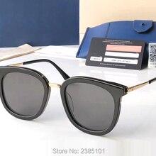 Поляризационные нежные солнцезащитные очки, мужские очки для вождения, мужские солнцезащитные очки для женщин, Ретро стиль, роскошные брендовые дизайнерские очки с коробкой