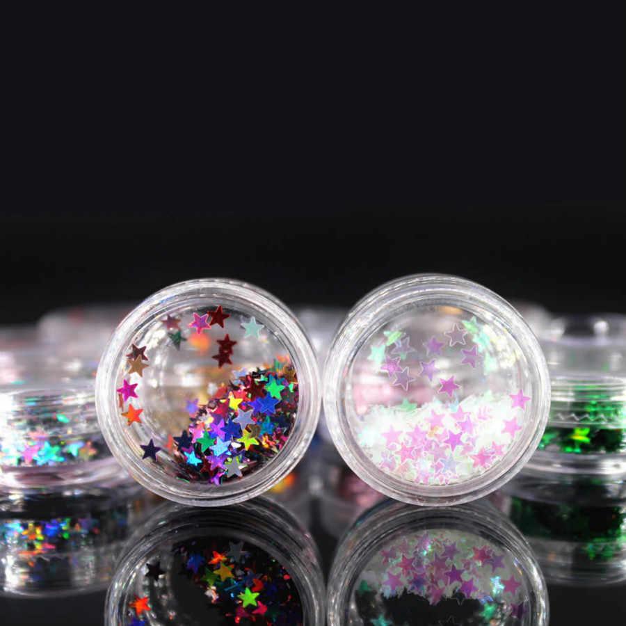 1 sztuk ciemny niebieska gwiazda wagi zestaw żel do paznokci wszystkie Manicure Semi permanentny Vernis warstwa wierzchnia UV lakier do paznokci lakier do paznokci #002