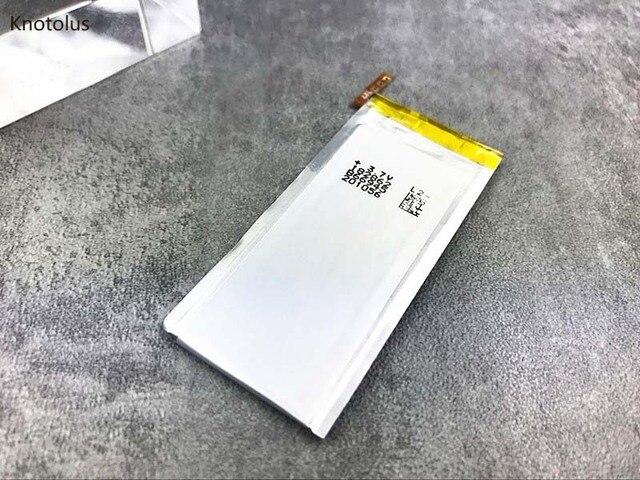 knotolus new internal li-ion polymer battery repair replacement for ipod nano 5th gen 8gb 16gb