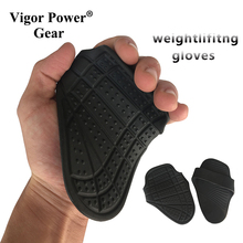Bench Press Gloves Weight Lifting Gym Gloves Rubber Weightlifting Gloves Dumbbell Grip