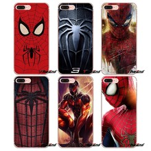 Para samsung galaxy note 3 4 5 grand core prime s3 s4 s5 mini s6 s7 borda s8 s9 mais homem aranha super-herói macio tpu caso(China)