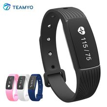 Teamyo D08 Smart Band Watches Blood Pressure Monitor Pedometer Fitness bracelet Activity Tracker Smart Wristband IP67 Smartband