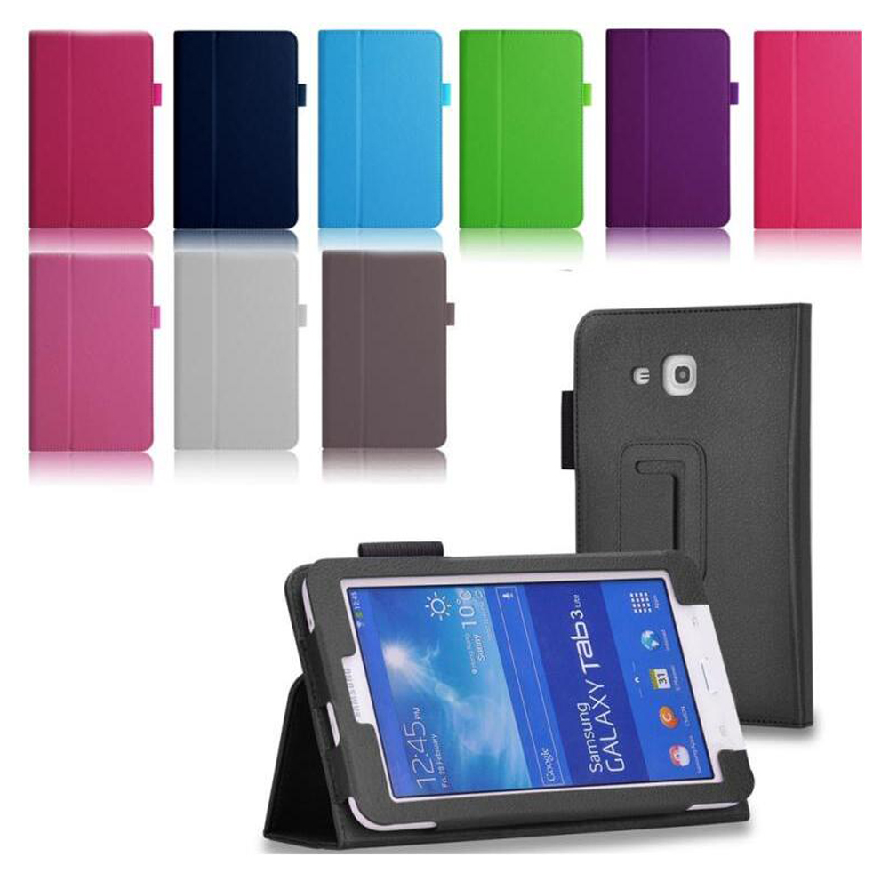 For Samsung Galaxy Tab 3 Lite 7.0 T110 T111 / Tab E 7.0 T113 T116 Folio Case Cover 3G with Auto Sleep/Wake Feature galaxy innovations matrix lite