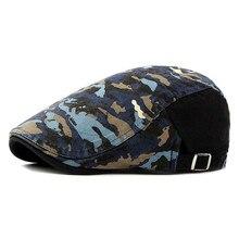 Los hombres de alta calidad de cuadros de pico de pato vendedor Gatsby tapas  sombrero Golf taxista boina Ivy casuales de los hom. 90f222437ae