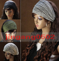 2015 nuevos elástico ancha de encaje Head Band para las niñas y ancho del pelo pelo turbante Headwrap mujeres Bandanas de la venda 1 unid