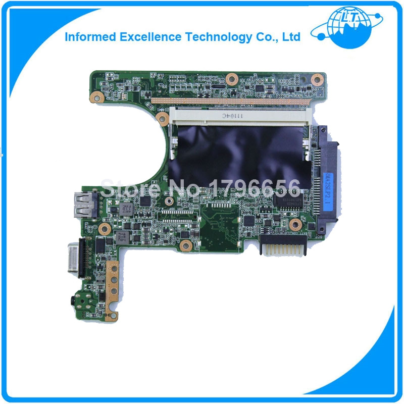 1015PZ Motherboard for Asus Eee PC laptop REV 1.1 fully tested & working perfect motherboard for w370k poweredge m805 well tested working