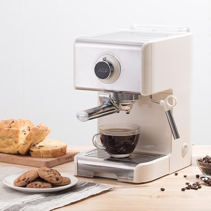 1250 W ACA AC-ES12A Buhar kahve makinesi Ev Ticari espresso makinesi 20BAR1250 W ACA AC-ES12A Buhar kahve makinesi Ev Ticari espresso makinesi 20BAR