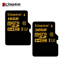 Kingston Gold Micro SD Card 16GB 32GB 64GB Memory Card UHS I Speed Class 3 U3