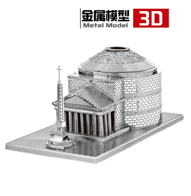 3d-puzzle-precision-laser-cutting-metal-Maiden-Tower-Maya-Pyramid-Yueyang-TowerBig-Wild-Goose-Pagoda-model-puzzle-toys-5