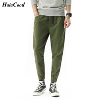 Hot Sell New Fashion Sexy High Quality Spring Autumn Plus Size Male Cotton Pants New Tooling Pants Men's Pencil Casual Pants Fat