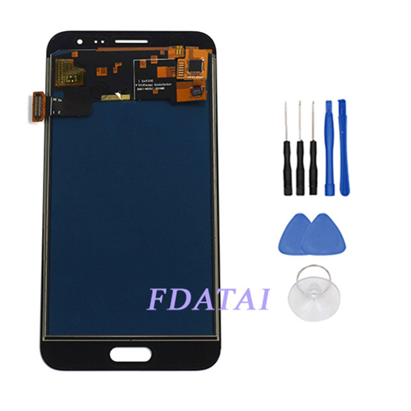 LCD Display For Samsung Galaxy J3 2016 LCDs J320 J320F SM-J320F Touch Screen Digitizer Assembly Replacement LCDS With Free Tools