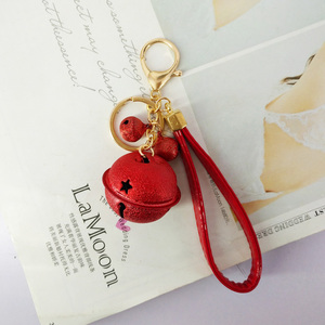 Fashion Scrub Bells Keychains