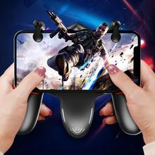 Mobile Gamepad Free Fire Button L1 R1 Trigger for Pubg Controller Hand Grip Gamepad for Pubg Joystick Mobile Game Accessories