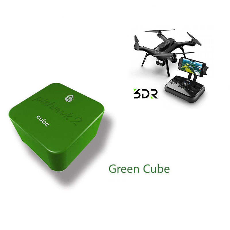 US $289 89 |Flight Control Upgrade version Green Cube 3DR Solo -in Parts &  Accessories from Toys & Hobbies on Aliexpress com | Alibaba Group