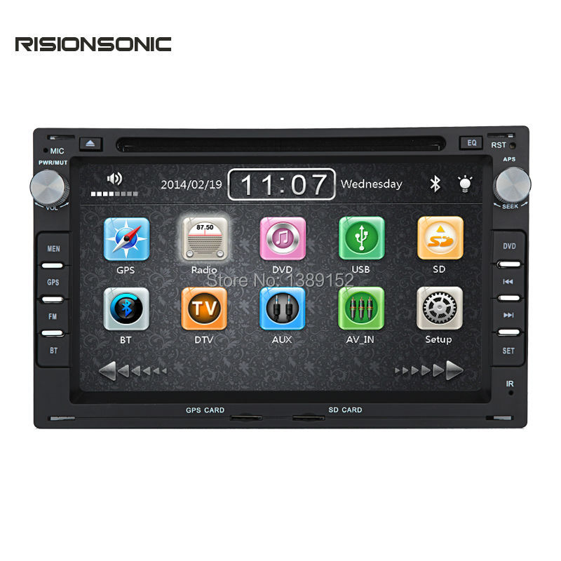 2din autoradio car dvd navigation for vw volkswagen passat b5 jetta golf mk4 bora polo sharan. Black Bedroom Furniture Sets. Home Design Ideas