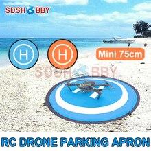 Mini Fast fold Landing Pad D75cm Parking Apron for SPARK Mavic Pro Phantom 3 4 Inspire