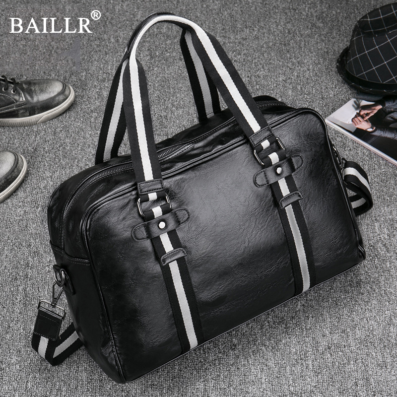 New Designer PU Leather Handbags Messenger Men's Laptop Bag Men Travel School Bags Leisure Bags Black shoulder bag portable men дрель greenworks ударный аккумуляторный g24idk2 24v 32047a