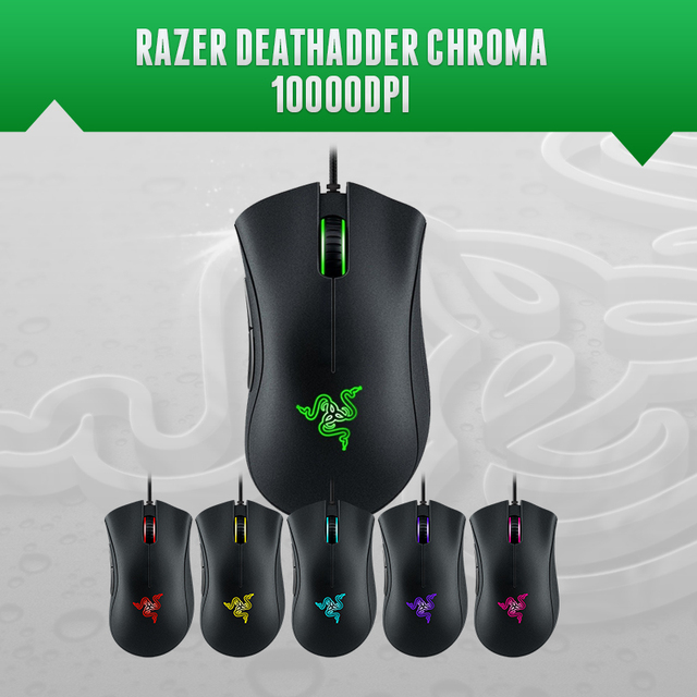 Aliexpress.com : Buy Razer Deathadder Chroma, 10000 DPI