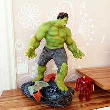 New Arrival 1/4 Scale Hulk Avengers Age of Ultron 24″ Figure Statue Maquette Recast -Crazy Toys 60cm Hulk Full-Length Portrait