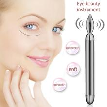 цена на Beauty Eye Instrument Eye Repair Micro Vibrator Meridian Massage Promote Eye Cream Absorption Anti-Wrinkle Relieving Dark Circle