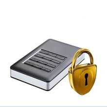 2.5 «internal SSD SATAIII 128 GB 256 GB 512 GB 1 TB Disco duro de Estado Sólido con cifrado externa caja/caja de datos personales