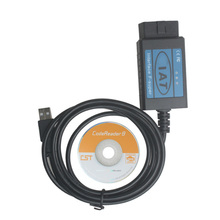 Profession For Fiat Scanner OBD OBD2 Diagnostic font b Usb b font Cable For Fiat Interface